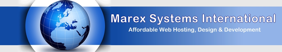 Marex WebSite